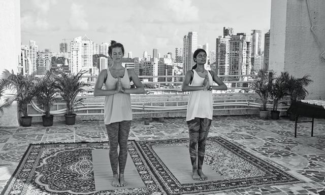 INDISKA lanserar yogakollektion i ekovänliga material