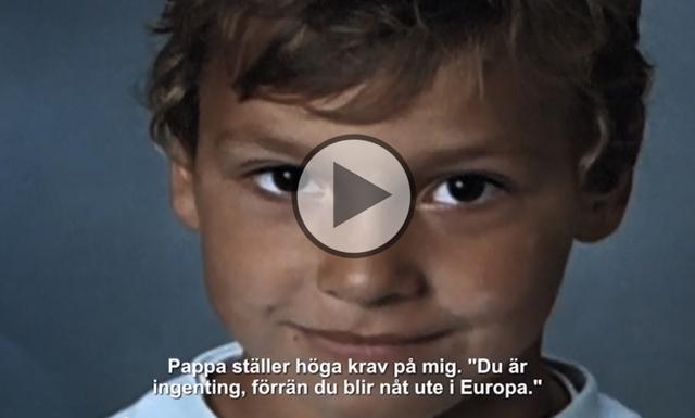 "Kolla in trailern till nya filmen ""Den unge Zlatan"""