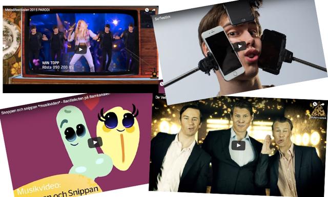 Här är årets 5 mest populära Youtube-klipp i Sverige