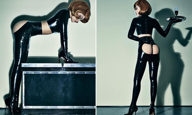 Kylie Jenners rumpchock – inspirerades av syster Kim Kardashian