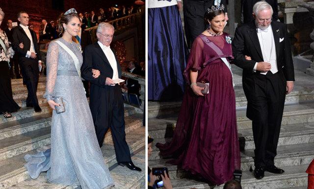 Här är de vackraste klänningarna från Nobelfesten 2015