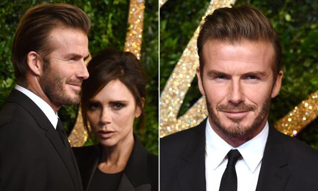 Hemligheten bakom David Beckhams perfekta frisyr