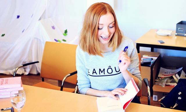 Sandra Beijers bästa skrivtips