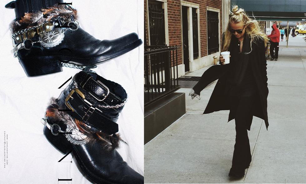 Emelie Törling Kate Moss