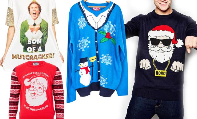 Stick ut på julfesten i en rolig jultröja – här är 12 favoriter!