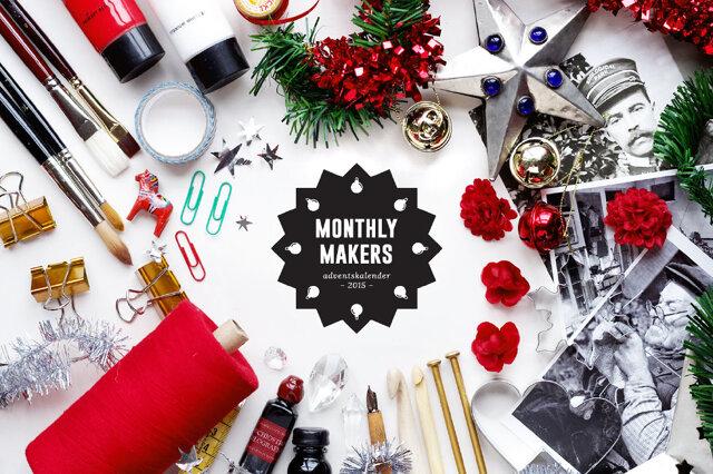 Årets mest inspirerande julkalender – en DIY för varje dag