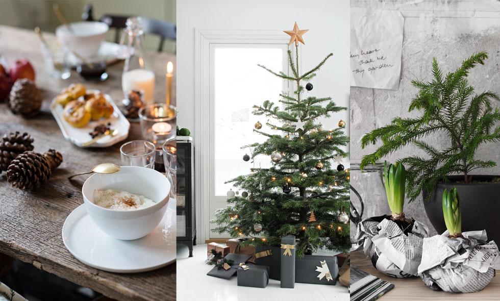 Så fixar du den perfekta julstämningen hemma