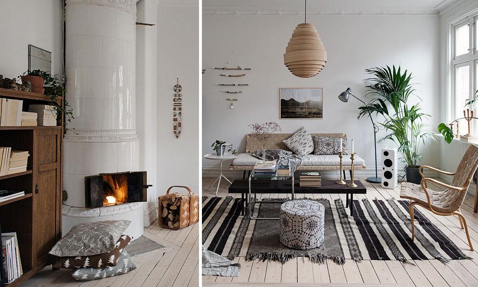Kolla in denna charmiga lägenhet i Majorna – vem vill inte bo här?