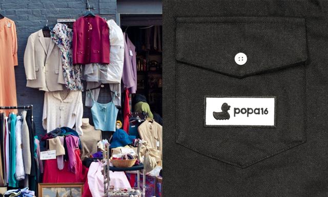 Popaganda 2016 tar festivalmode till nästa nivå – säljer biljetter i form av vintageplagg