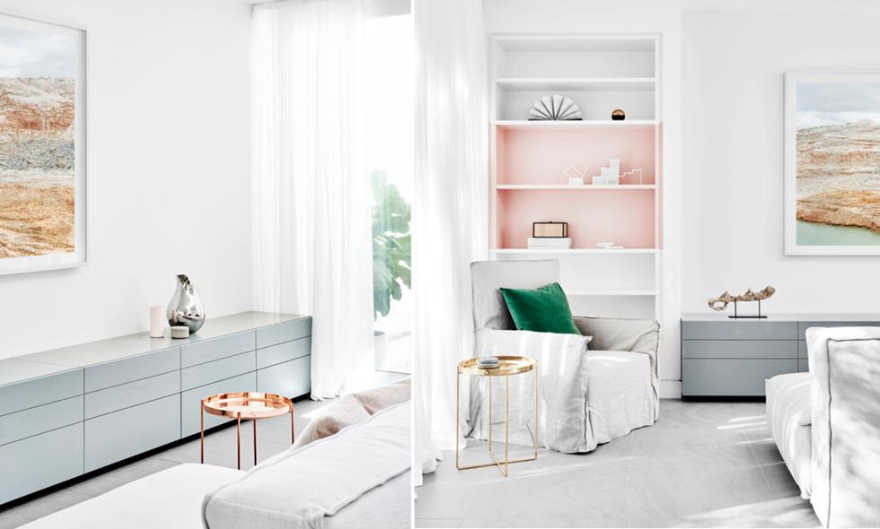 Fräscha upp ditt hem med den nya pastelltrenden