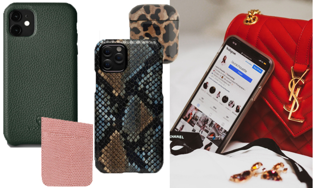 27 snygga skal till iPhone och Airpods