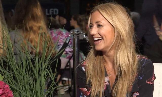 """""""Jag var livrädd"""" – Malin Andrén från By Malina live i Fashion Talks"""