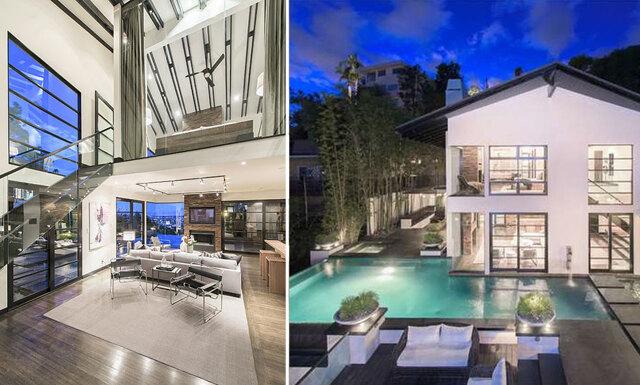 Calvin Harris säljer sin superlya i LA för 85 miljoner