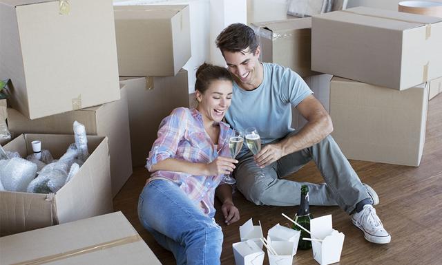 19 saker du måste känna till innan du flyttar ihop med en tjej