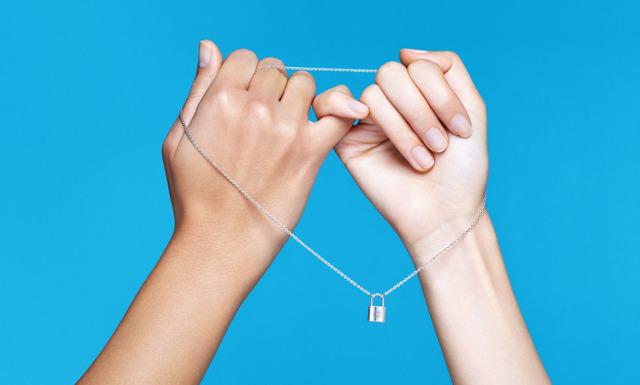 Louis Vuitton släpper smycke i samarbete med Unicef