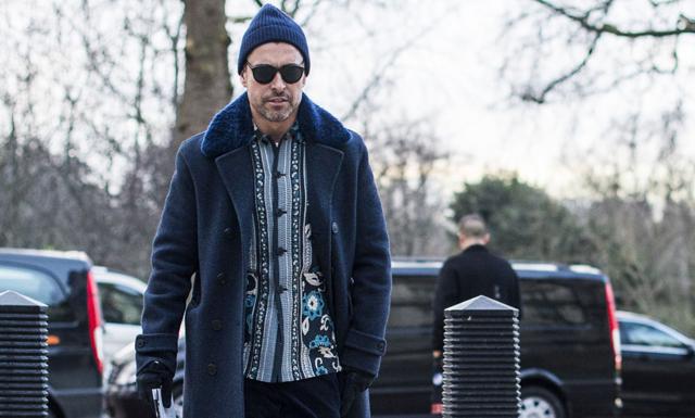 Sno stilen av modeprofilerna – 27 coola streetstyle-bilder