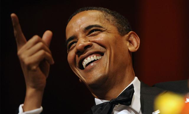 8 gånger Obama bevisat att han är USA:s roligaste president