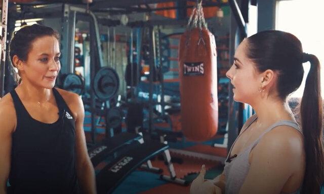 Kampsport och Songkran – Fannie Redman och Isa Tengblad slåss i Bangkok