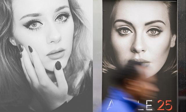 Adele har fått en dubbelgångare – likheterna är slående