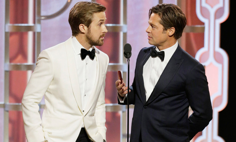 De 10 bäst klädda männen på Golden Globe-galan 2016