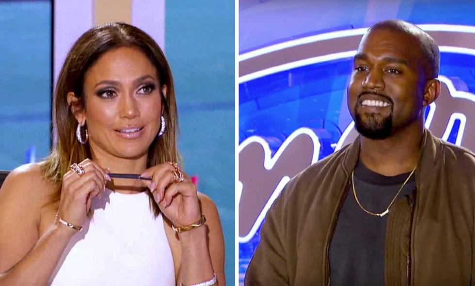 X  American Idol X  Audition X  Kanye West