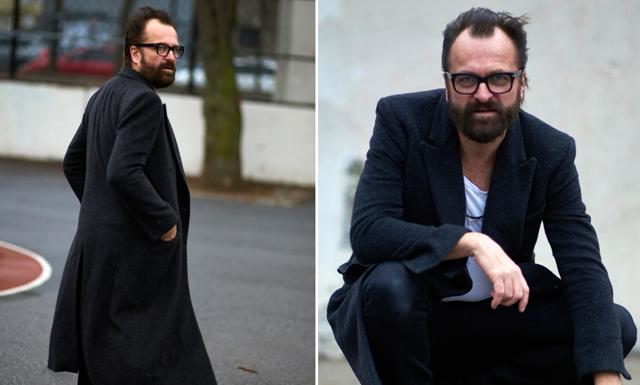 """Johan Lindeberg om comebacken: """"Jag adderar alltid en rebellisk twist"""""""