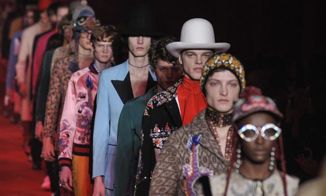 De 5 bästa visningarna från modeveckan i Milano