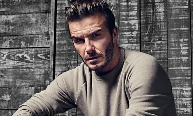 Så ser David Beckhams nya H&M–kollektion ut