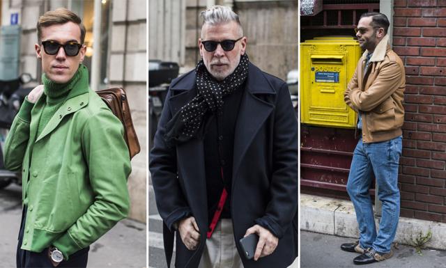 Streetstyle: 14 snygga stilar att sno från Paris Fashion Week