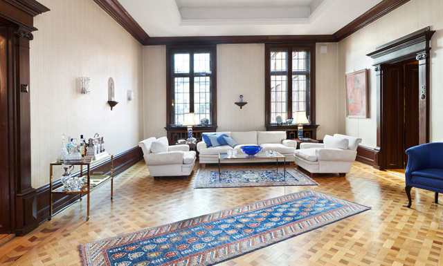 16 miljoner kostar det att bo i ett av Göteborgs ståtligaste bostadshus