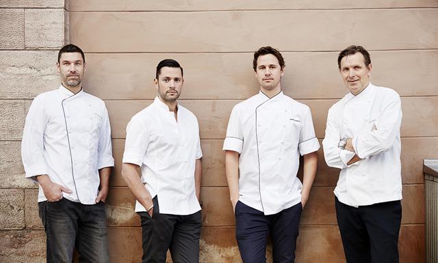 Det råder sockerförbud på F12 gruppens nya restaurang