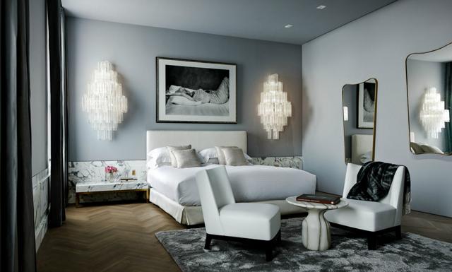 10 snygga sovrum som vi inspireras av just nu
