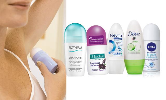 Vi listar deodoranterna du inte bör använda