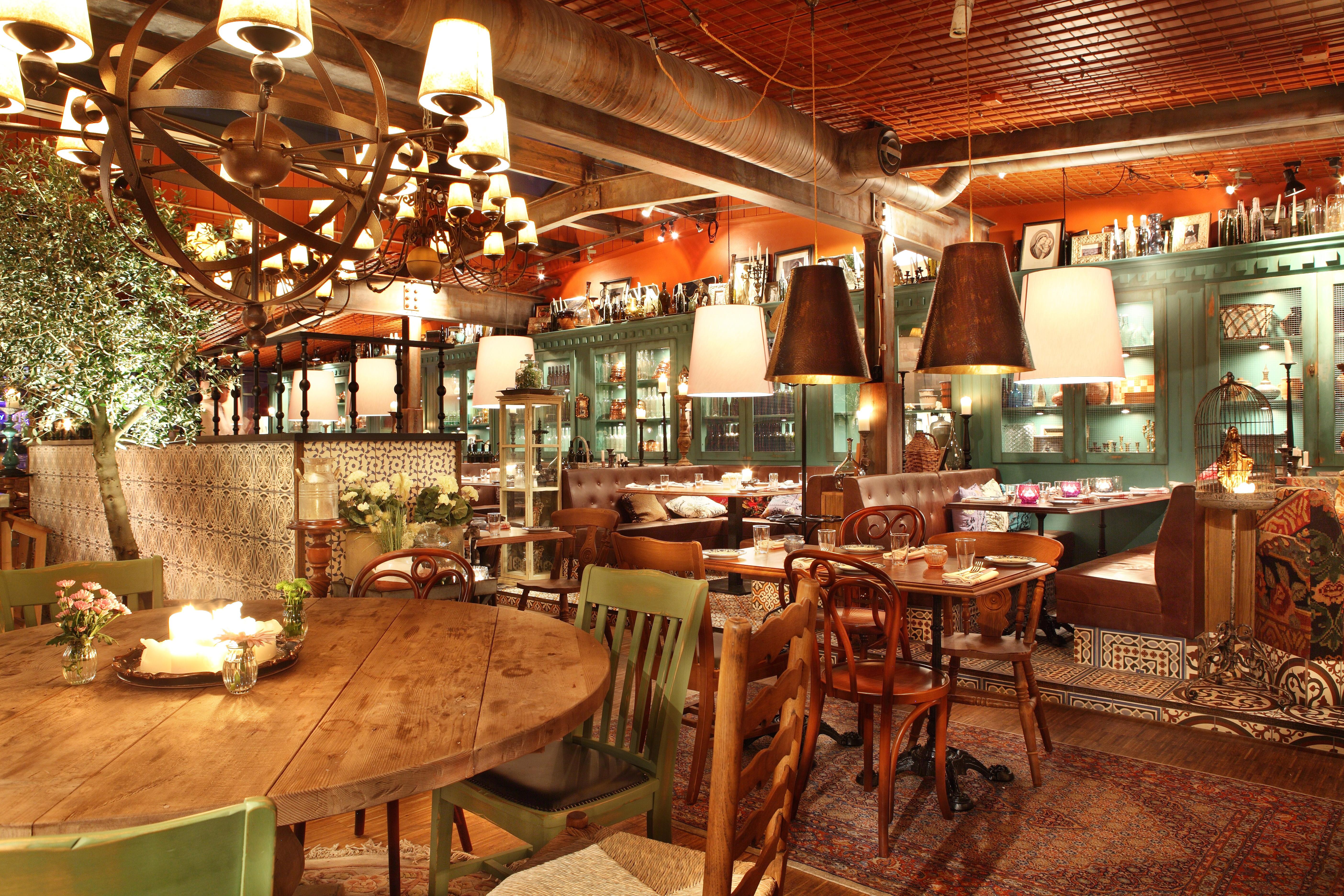 mysigt restaurang stockholm