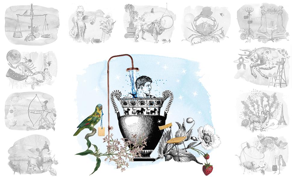 Horoskop för vecka 6 | 8 feb – 14 feb