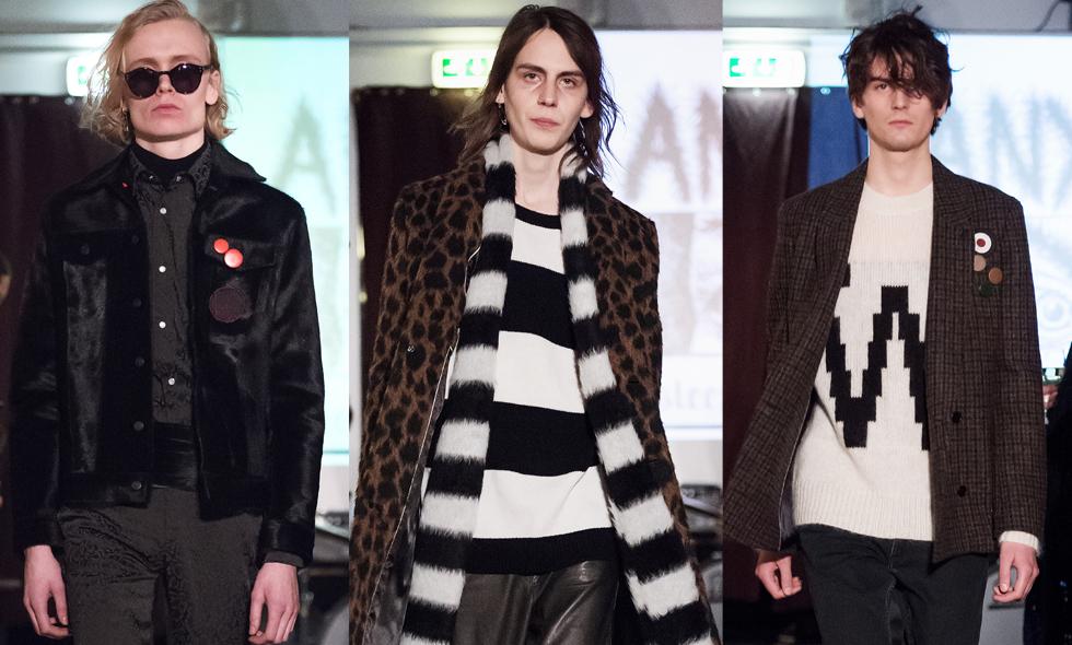 Stockholm Fashion Week: 18 bilder på Whyreds senaste kollektion
