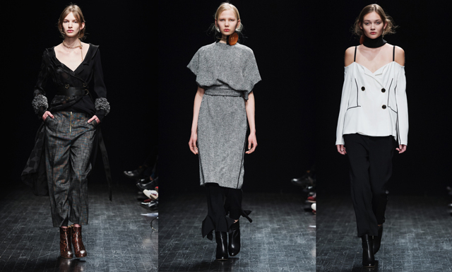 Nyversion av kimonos står ut i ALTEWAISAOME A/W16