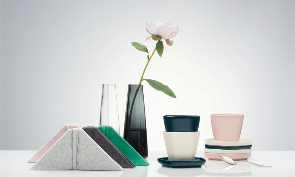 Iittala och Issey Miyake i unikt designsamarbete