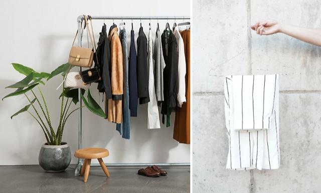 8 tips på hur du enkelt organiserar din garderob