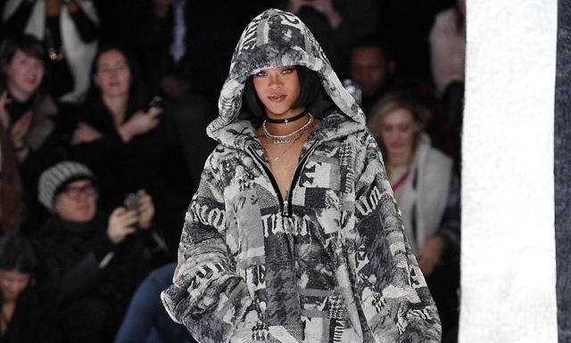 Spana in Rihannas (läckra) kollektion för PUMA!