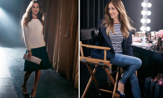 Sarah Jessica Parker berättar sin historia i Ellos nya vårkampanj