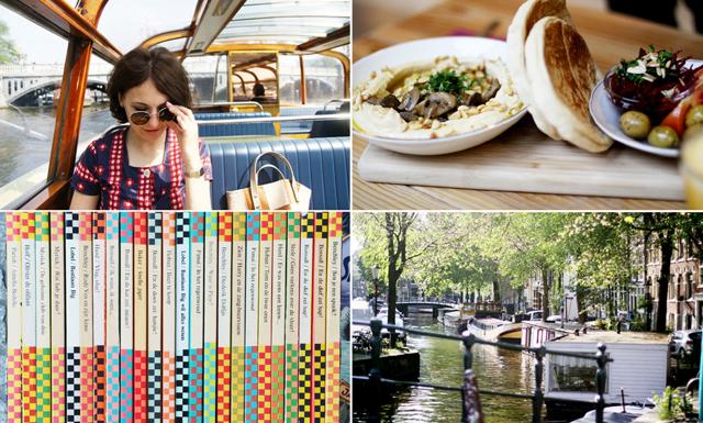 Creatives Sara Edström tipsar om aktiviter och shopping i Amsterdam