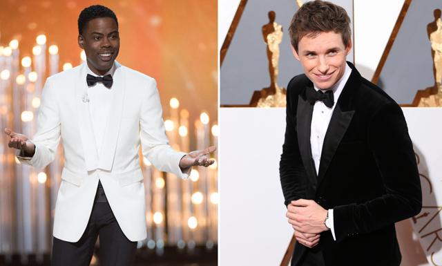 Här är de 10 bäst klädda männen på Oscarsgalan 2016