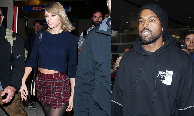 Här är Kanyes diss till Taylor Swift i ny låten – hennes vänners dissar så bra tillbaka