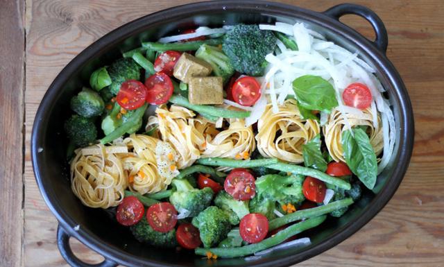 One pot pasta: Enklare och godare blir det inte!