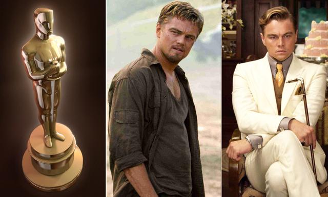 8 filmer Leonardo DiCaprio borde vunnit en Oscar för