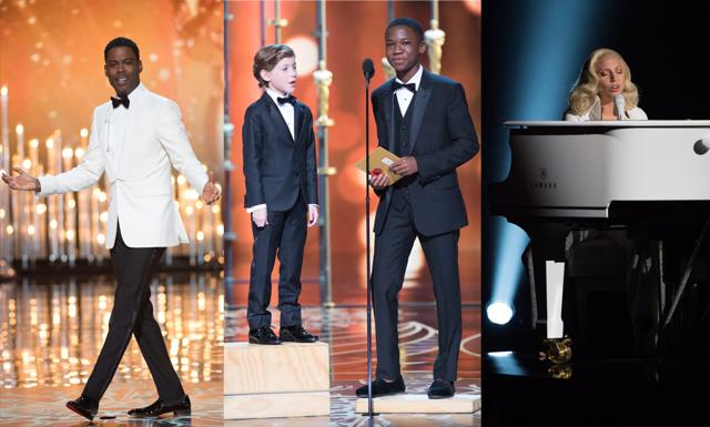 10 bästa ögonblicken från Oscarsgalan
