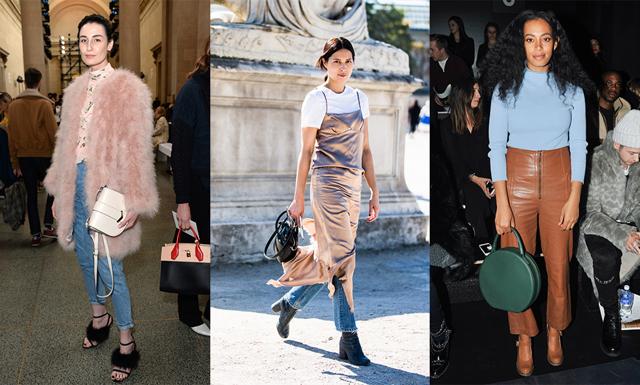 Petra Tungården listar snyggaste looksen från modeveckan