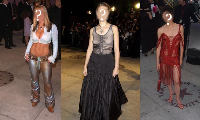 Oscarsgalans sämst klädda – klänningarna vi aldrig glömmer