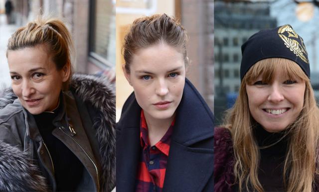 Svenska modeeliten berättar om sina bästa minnen från Fashion Week Stockholm